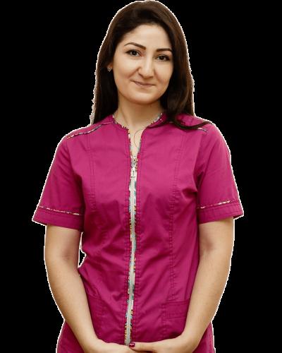 Ибрагомива Сабрина Анверовна